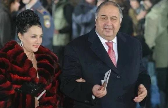 Личная жизнь Ирины Винер и Алишера Усманова: питают друг к другу теплые чувства, имеют штамп в паспорте, но не живут вместе