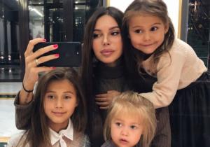 Оксана Самойлова: биография, дети и муж