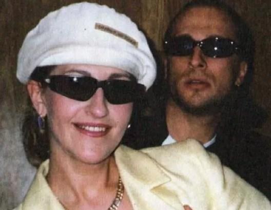 Алиса Шер и Нагиев в молодости