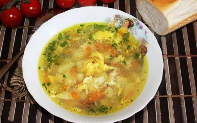 диетический суп по рецепту Волочковой
