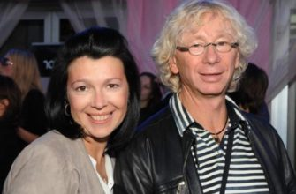 Наталья Укупник с мужем
