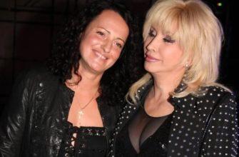 Ирина Аллегрова с дочерью