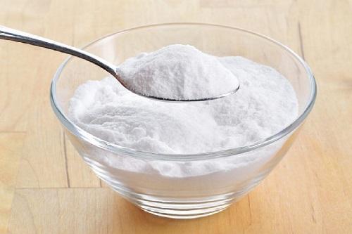 Сода для отбеливания и чистки лица
