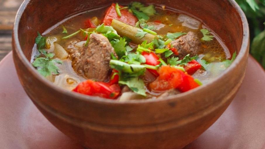 Бозбаш из баранины: пошаговый рецепт с фото