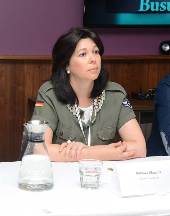 Наталья Укупник