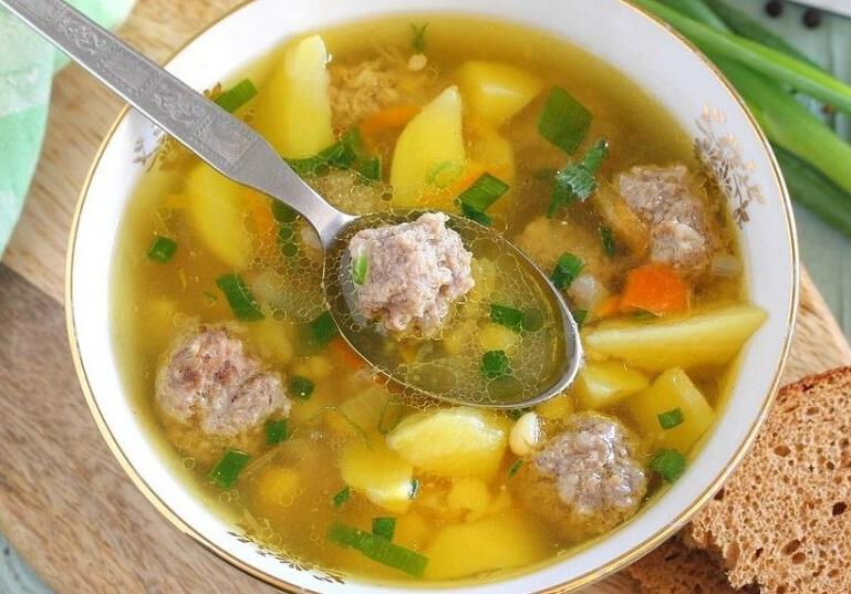 Как быстро сделать фрикадельки для супа