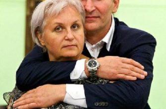 Ирина Добронравова с Федором