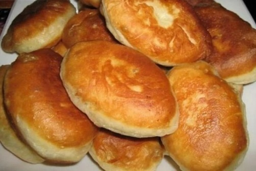 Пирожки по бабушкиному рецепту