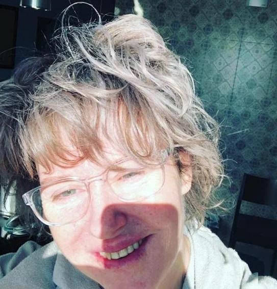 Ирина Розанова без макияжа