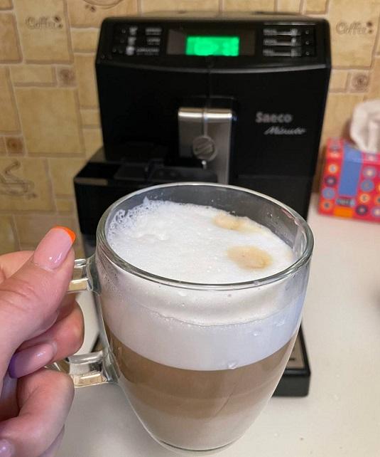 кофемашина Saeco minuto отзыв
