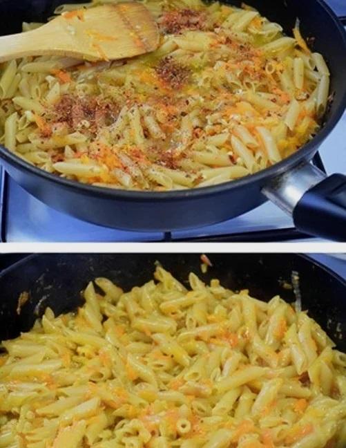 вкусные макароны рецепт