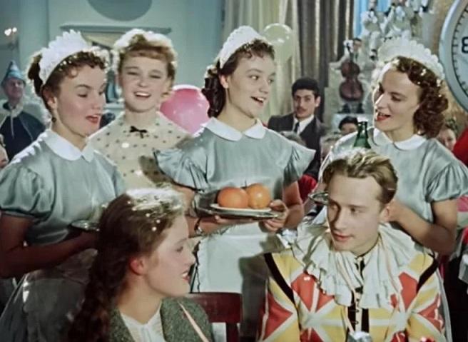 Сестры Шмелевы: Карнавальная ночь