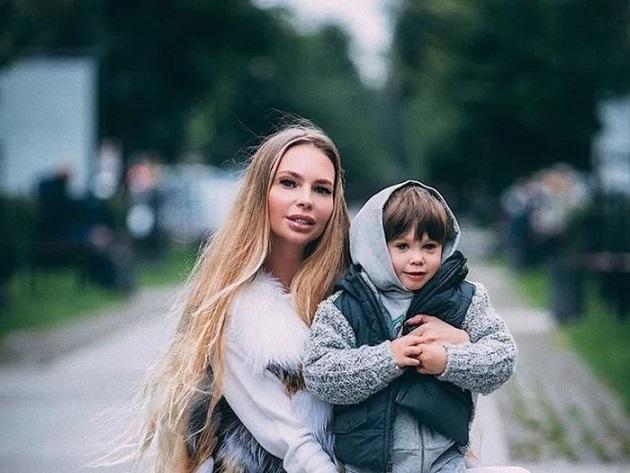 жена и сын Стаса Пьехи