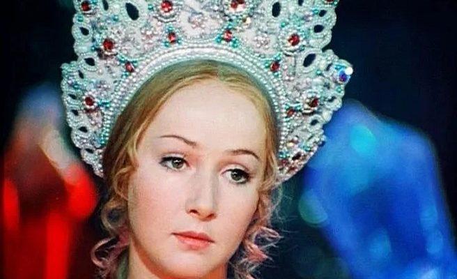 Актриса Наталья Петрова