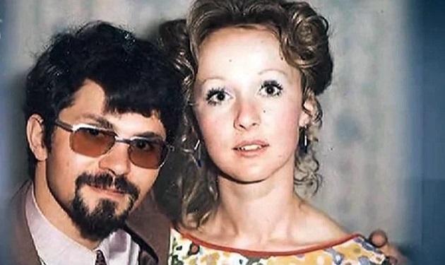 Наталья Петрова и муж миллионер