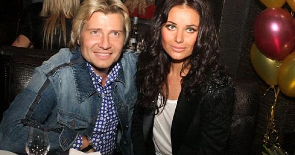 Николай Басков и Оксана Федорова