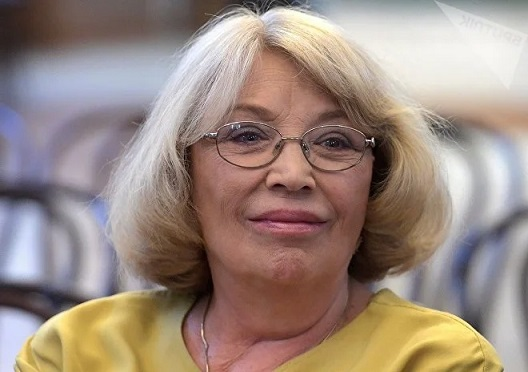 Ольга Остроумова сейчас