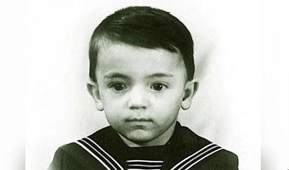Михаил Боярский в детстве