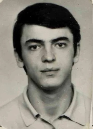 Михаил Боярский в молодости