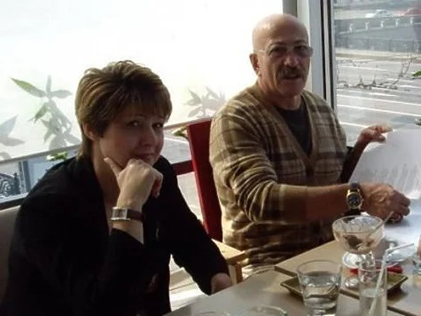 Александр Розенбаум и Наталья Вострикова