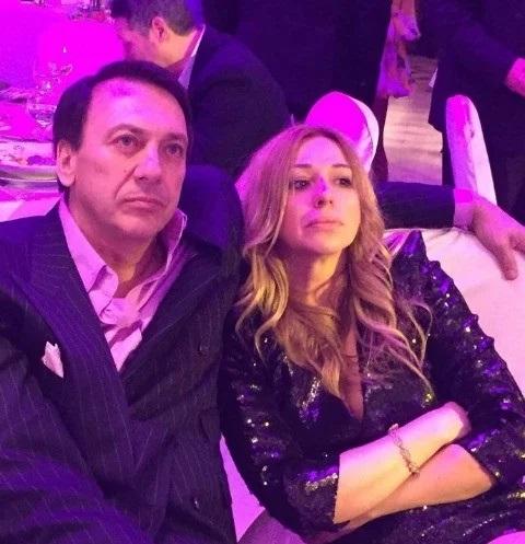 Алена Апина и Александр Иратов