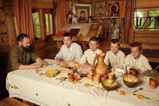 Семья Стерлиговых