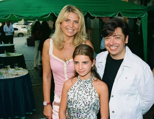 Марина Юдашкина семья