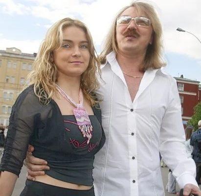 Старшая дочь Игоря Николаева