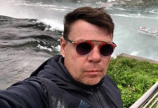 Актер Андрей Бочаров сейчас