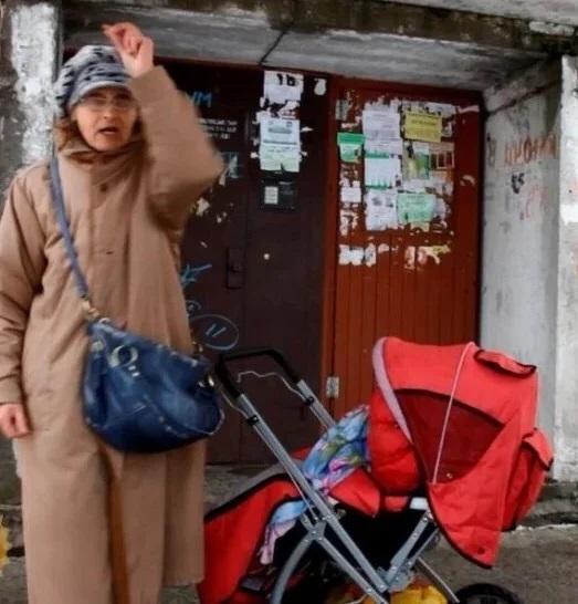 Валентина Подвербная и ее дочь.