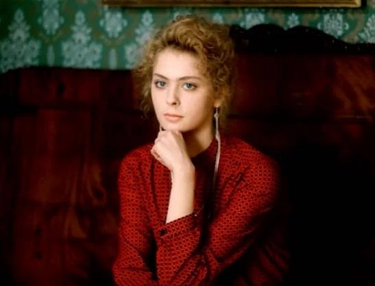 актриса Ирина Маркова
