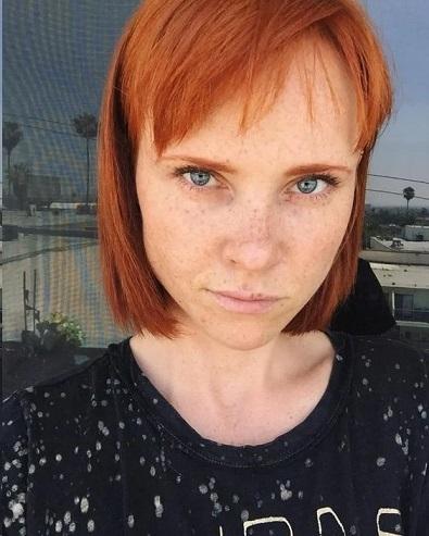 Актриса Наталья Рудакова