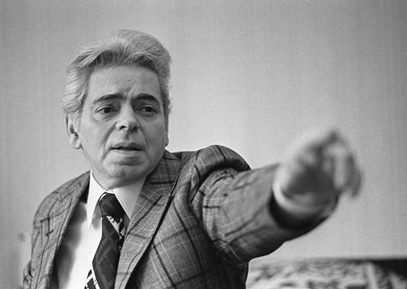 Аркадий Райкин: биография и интересные факты из личной жизни