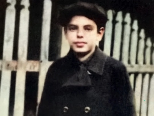 Аркадий Райкин в молодости