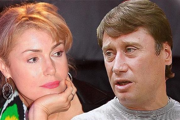 Мария Шукшина с мужем Борисом