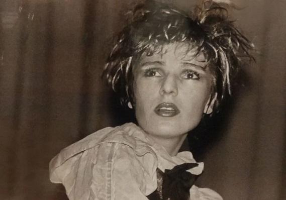Жанна Агузарова в молодости