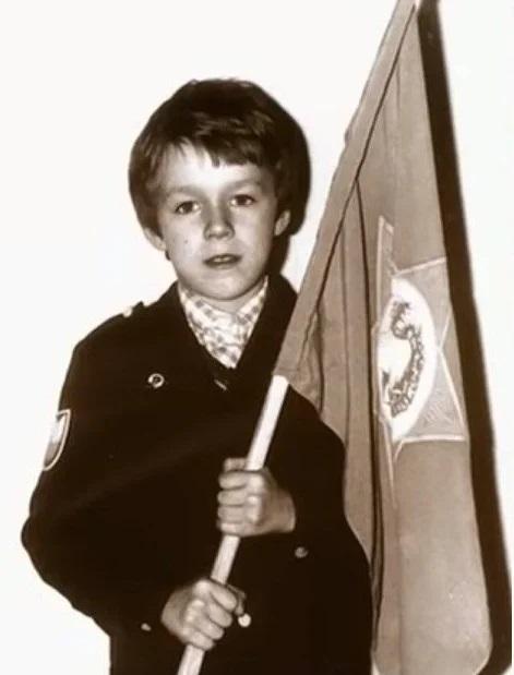 сын актера Семена Морозова